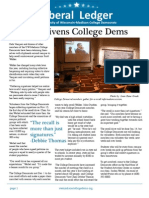 GOOD College Dems Front Page
