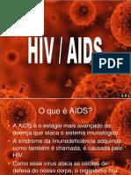 Trabalho Aids - Hiv