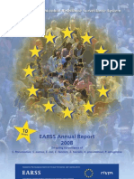 2008 EARSS Annual Report