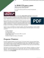 (Instalar Ubuntu 10.04 LTS paso a paso « Slice of Linux)