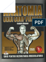 Anatomia Unui Corp Perfect -Frederic Delavier
