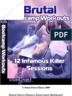 Brutal Bootcamp Workouts