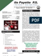 11 Newsletter DecemberOMG