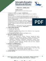 Practica Word - La Fabula