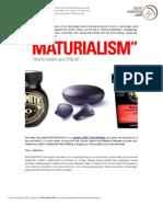 trendwatching 2010-09 Maturialism