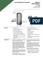 1mrb520004-Ben a en Numerical Generator Protection Reg216 Reg216 Classic