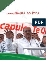 Manuel Añorve Baños 3er Informe de Gobierno Gobernanza Política