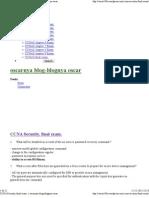 CCNA Security, Final Exam