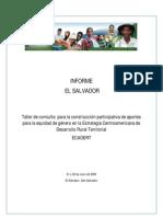 InformeElSalvador