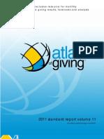 2011 Atlas Standard volume 11 - Giving results through Nov. 2011