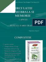 Circulatie Cerebrala Si Memorie 1