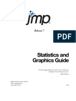 JMP Stat Graph Guide