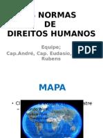 As Normas de Direitos Humanos