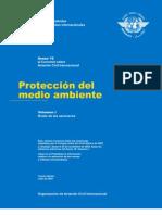 ANEXO 16 – PROTECCION DEL MEDIO AMBIENTE VOLUMEN I -  RUIDO DE AERONAVES
