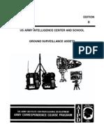 IS3004 Ground Surveilance Assets