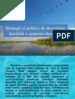 Strategii Si Politici de Dezvoltare Durabila a Spatiului
