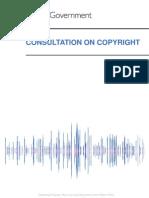 UK Consultation on Copyright