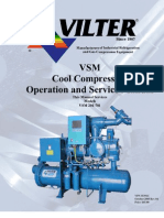 VILTER - Cool Compression Operation Manual