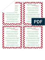 Symbolism of the Candy Cane - Free Printable {Ever Love Design}