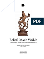 Beliefs Made Visible. Understanding South Asian and Buddhist Art