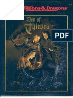 AD&D - Adventure - Den of Thieves