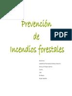 Prevencion de Incendios Forest Ales