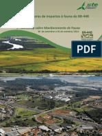 Medidas Mitigadoras de Impactos à Fauna da BR-448