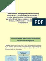 Diapositivas-Enfoque Evaluacion Por Competencias
