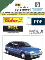 MR - Renault 19 1.4 Energy (E6J) PT