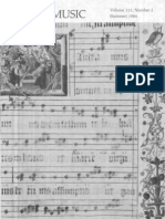 Sacred Music, 111.2, Summer 1984; The Journal of the Church Music Association of America