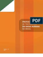 Protocolo de Tratamento Raiva Humana 2011