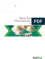 Spray Drying for the Pharmaceutical Industry