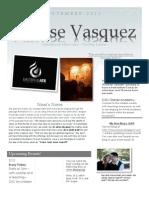 Nov. 2011 Newsletter