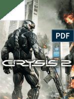 Manual Crysis 2