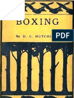 Boxing - D.C. Hutchison 1913
