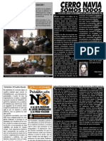 Edición N°34 CERRO NAVIA SOMOS TODOS