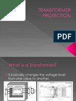 Transformer Protection 2