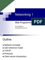 Tirgul 5 Networking
