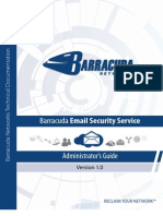 Barracuda Email Security Service AG US
