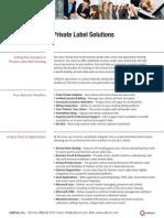 SoftCom Private Label Web Services