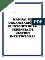 5- Mof - Gestion Institucional
