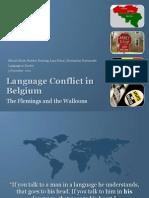 Language Conflict in Belgium
