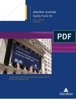 Aberdeen Australia Equity Fund (IAF)