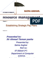 20-Saima Asghar-Establishing Strategic Pay Plans