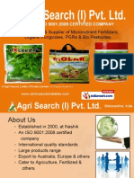 Agri Search  Private Limited  Maharashtra India