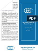 Central Europe & Russia Fund (CEE)