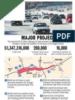 Highway 91 improvement project