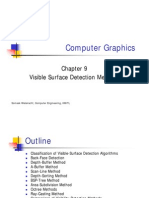 Lecture09-VisibleSurfaceDetection