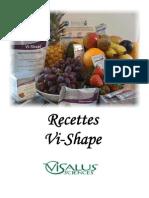 Recettes ViSalus