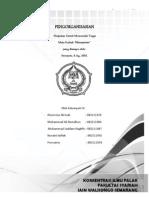 makalah manajemen, PENGORGANISASIAN